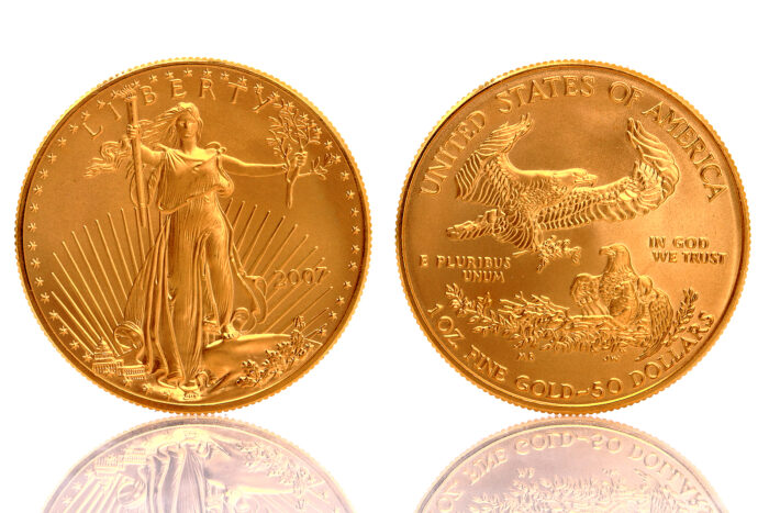 Sell American Gold Eagle gold coins