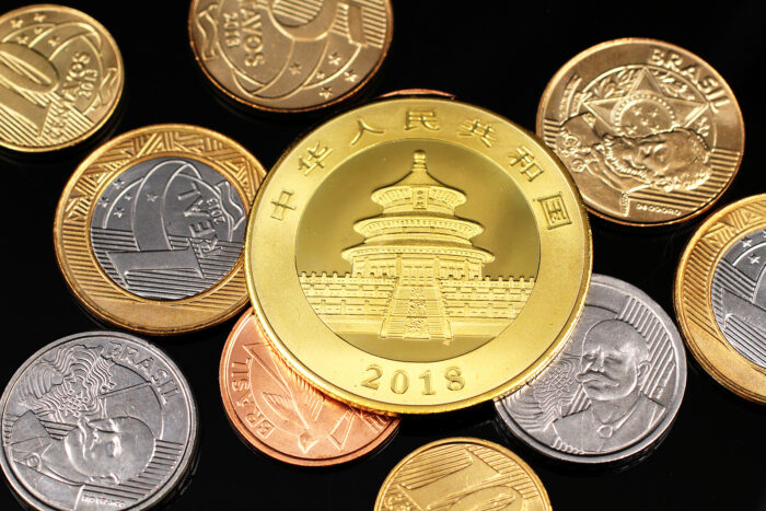 Sell old Gold Panda Coins